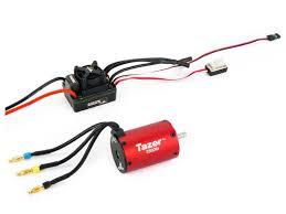 Dynamite DYN2942C - Tazer 1/10 3300Kv ESC/Motor Combo