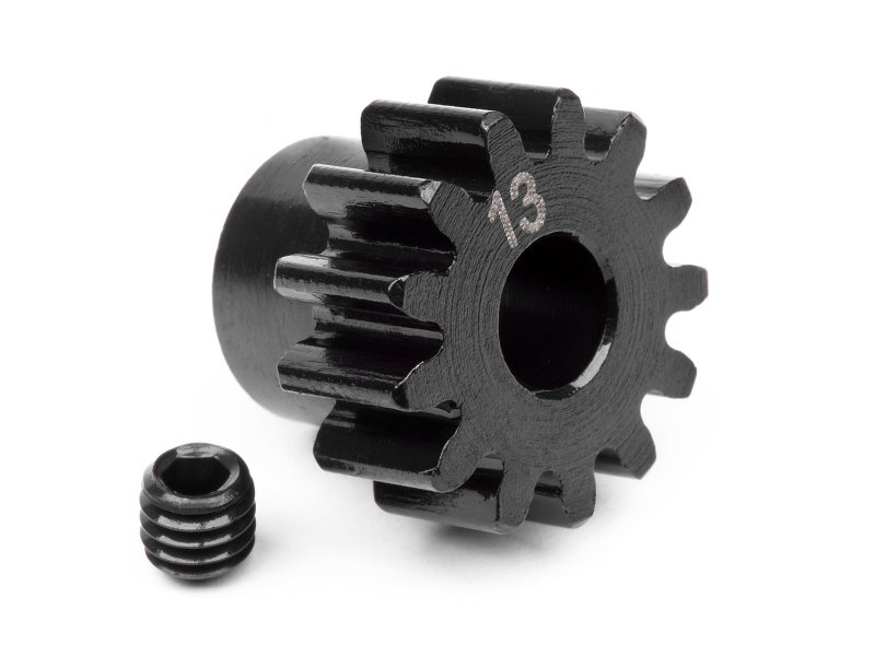 HPI 100912 - Pinion Gear 13T 1M 5mm Shaft