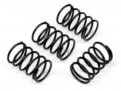 Hot Bodies 66963 - Matched Spring Version 1 Black (Midium/4pcs)