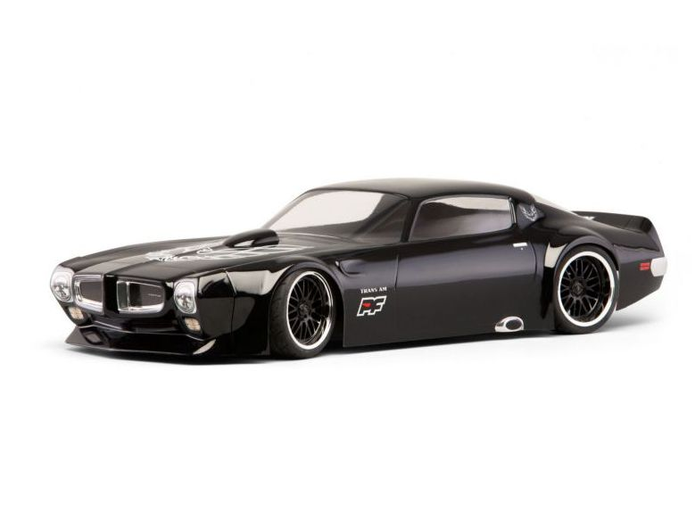 Proline 153530 - 1971 Pontiac Firebird Trans Am Clear Body, VTA