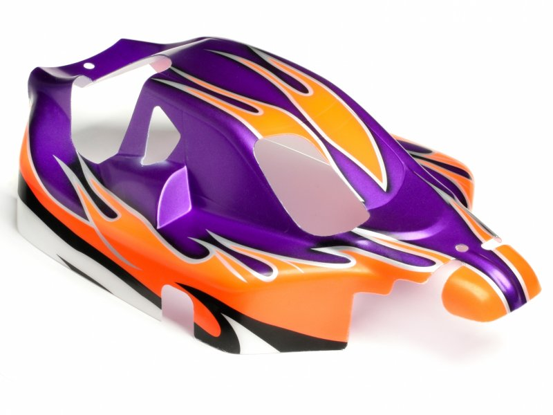 Hot Bodies 66712 -Trimmed & Painted Lightning 10 Buggy Body