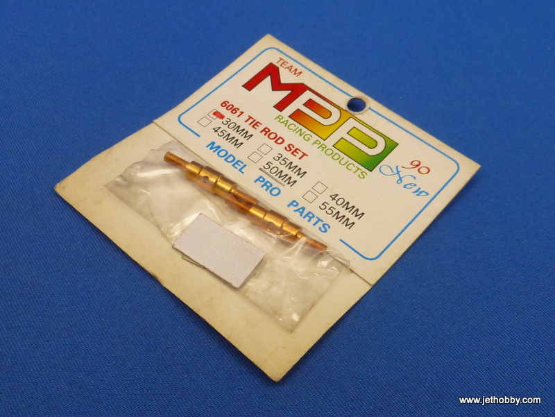 MPP TR-30 - 6061 Tie Rod Gold 30mm 2pcs