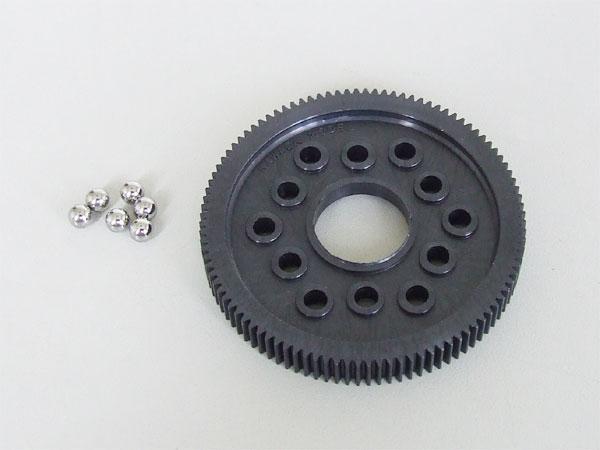 Kawada FO-98 - Spur Gear 98T 64 Pitch