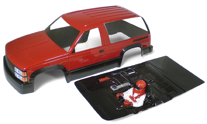 Parma 10203 - 1/10 Universal Fit Car And Truck Interior