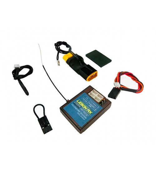 Lemon LM0030 - Lemon Rx DSMX Compatible (DSM2 Compatible) Full Range Telemetry System (XT60 Package)
