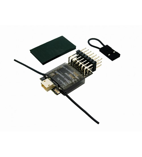 Lemon LM0027 - Lemon Rx DSMX Compatible 6-Channel Receiver
