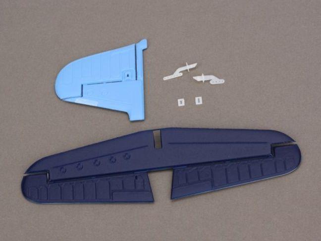 ParkZone PKZU1625 - Complete Tail Set (UM F4U Corsair)