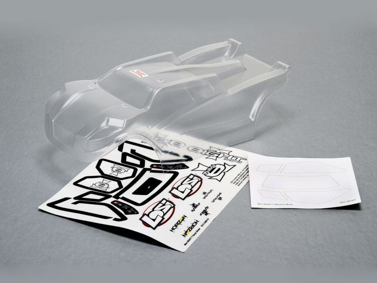 Losi 210001 - Clear Body Set (Mini 8T)