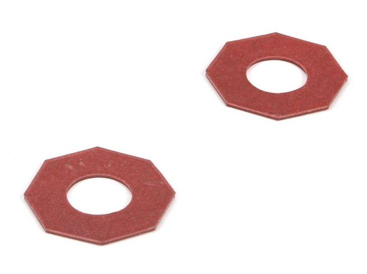 Losi LOSB1925 - Slipper Pad Set (Mini 8IGHT)