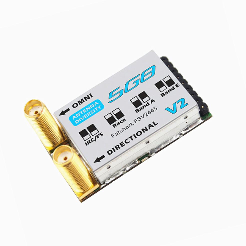 Fat Shark FSV2445 - 32ch 5G8 Diversity Receiver Module