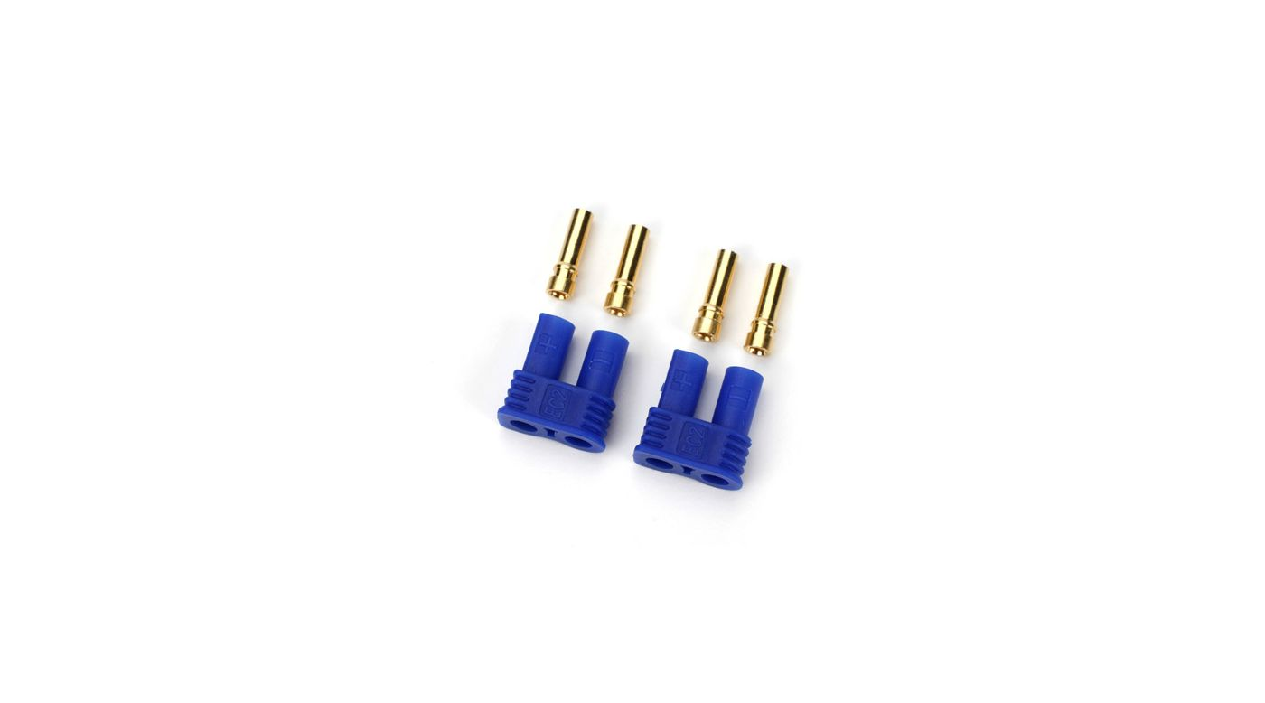 E-flite EFLAEC202 - EC2 Battery Connector (2)