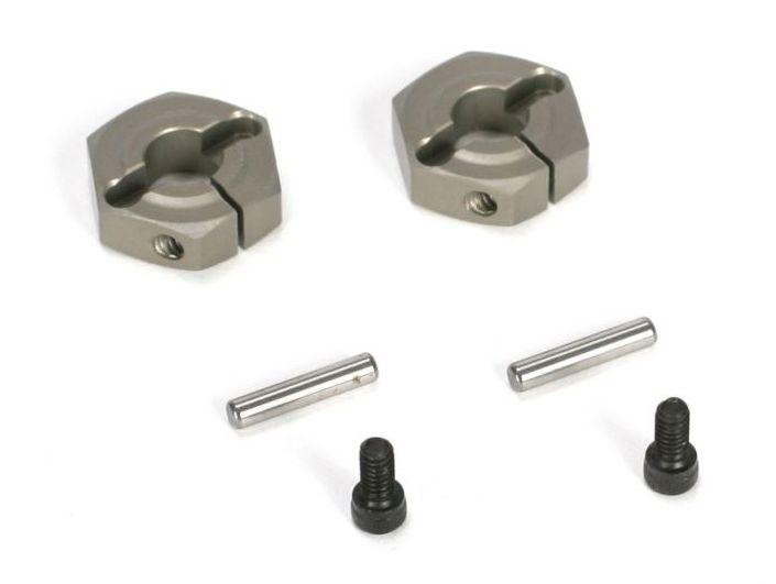 Losi LOSB3493 - Aluminum Clamping Wheel Hex