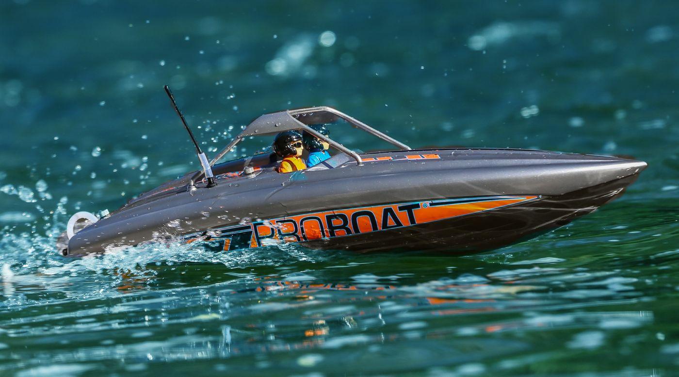 ProBoat PRB08025 - River Jet Boat 23-inch RTR