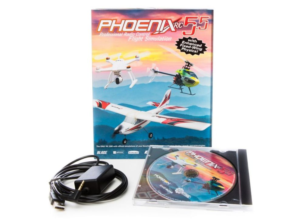 Run Times Game RTM5500 - Phoenix R/C Pro Simulator V5.5
