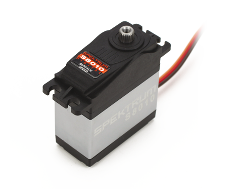 Spektrum SPMSS8010 - 1/8 Scale Digital Servo Speed