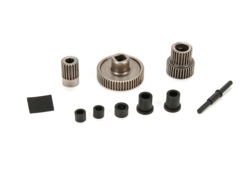 Vaterra VTR232068 - Center Transmission Gear Set and Spacers (Ascender)