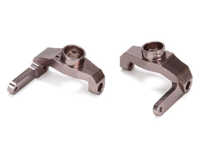 Vaterra VTR334018 - Front Spindle Set, Aluminum (Ascender)