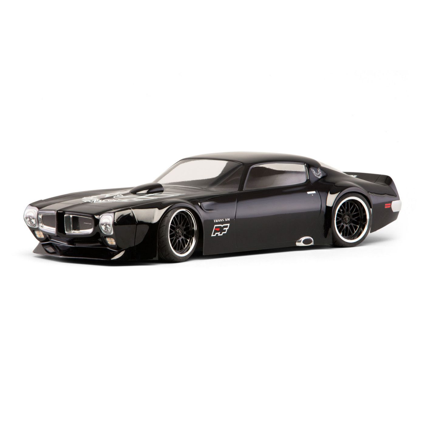 Protoform 1535-30 - 1971 Pontiac Firebird Trans Am Clear Body