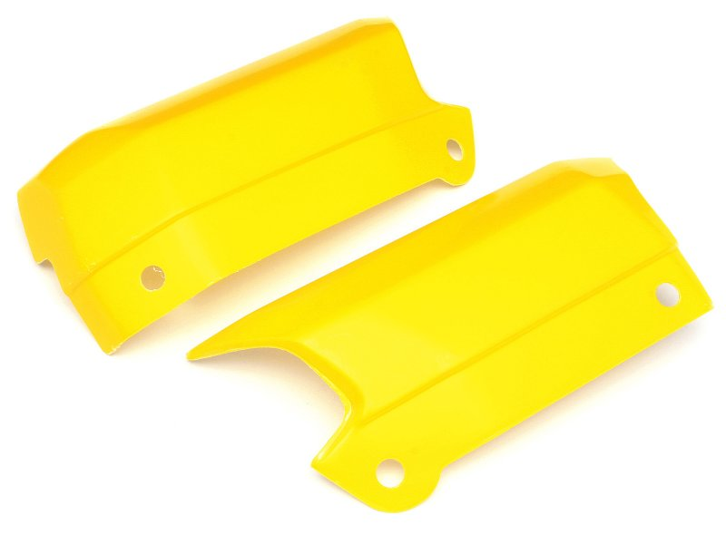 HPI 7770 - Painted Lower Body Set Yellow (Baja 5B Buggy)