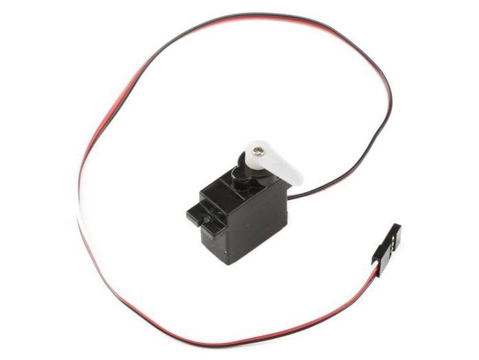 E-flite EFL11011 - Nacelle 9g metal servo (Convergence)