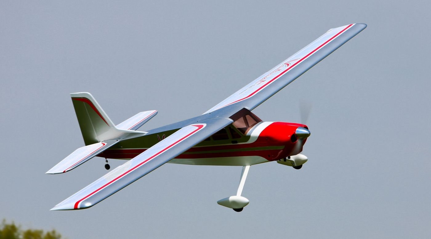 Hanger 9 HAN5060 - Valiant 30cc ARF 108.3 inch