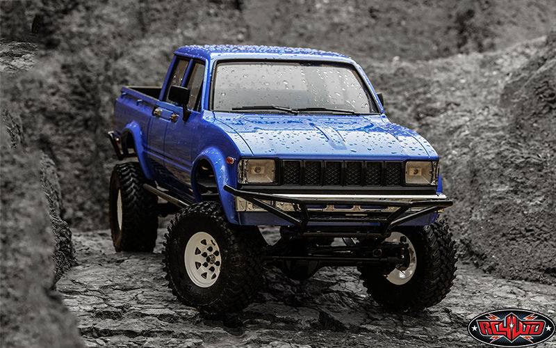 RC4WD Z-K0059 - TRAIL FINDER 2 TRUCK KIT