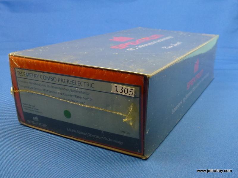 Spektrum SPM1305 - Telemetry Combo Pack, Electric