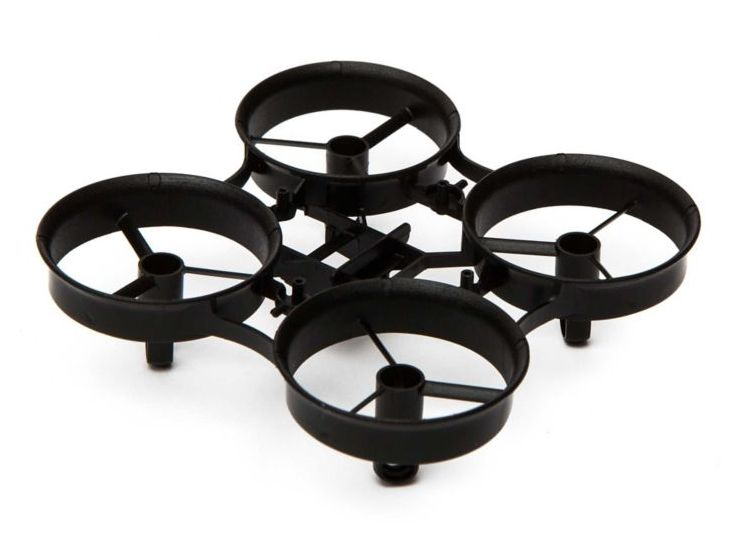 Blade BLH8519 - Main Frame Black: (Inductrix FPV Pro)