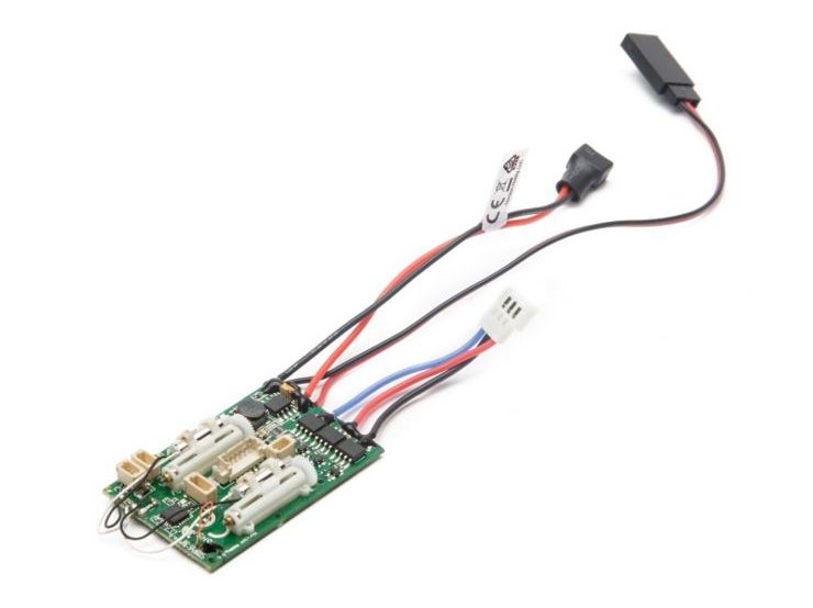 HobbyZone HBZ5457 - RX/ESC Unit (Champ S+)