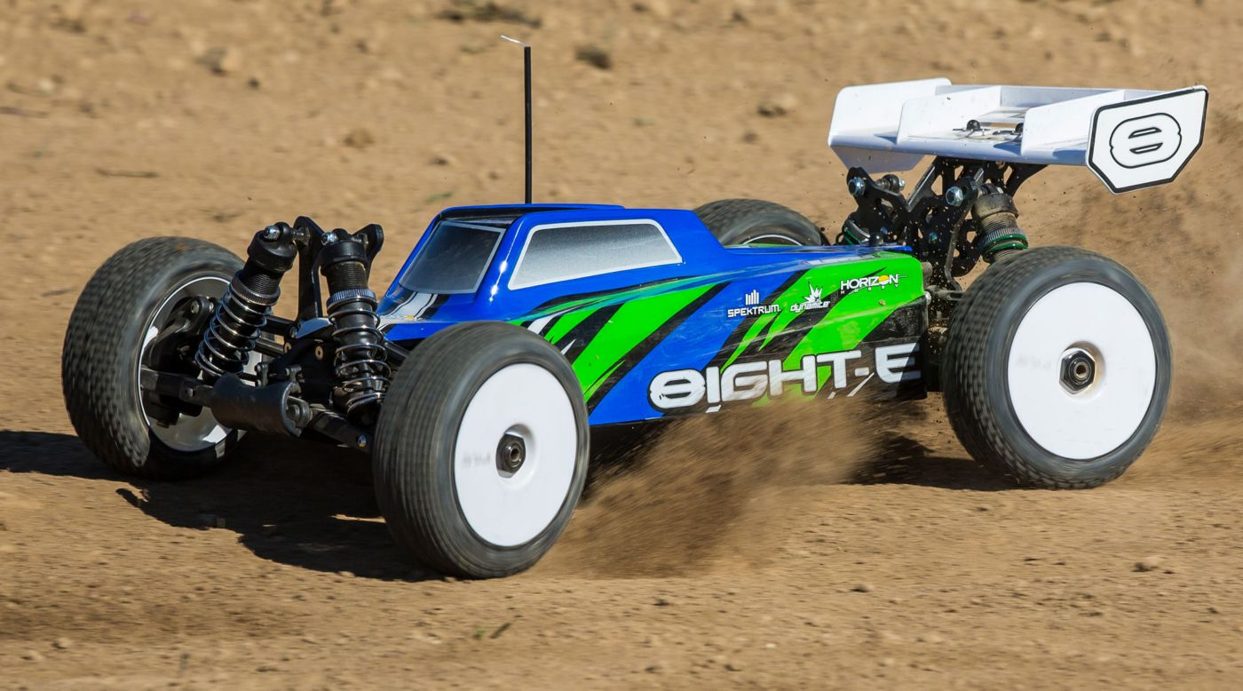 Losi LOS04014 - 1/8 8IGHT-E 4WD Electric Buggy RTR
