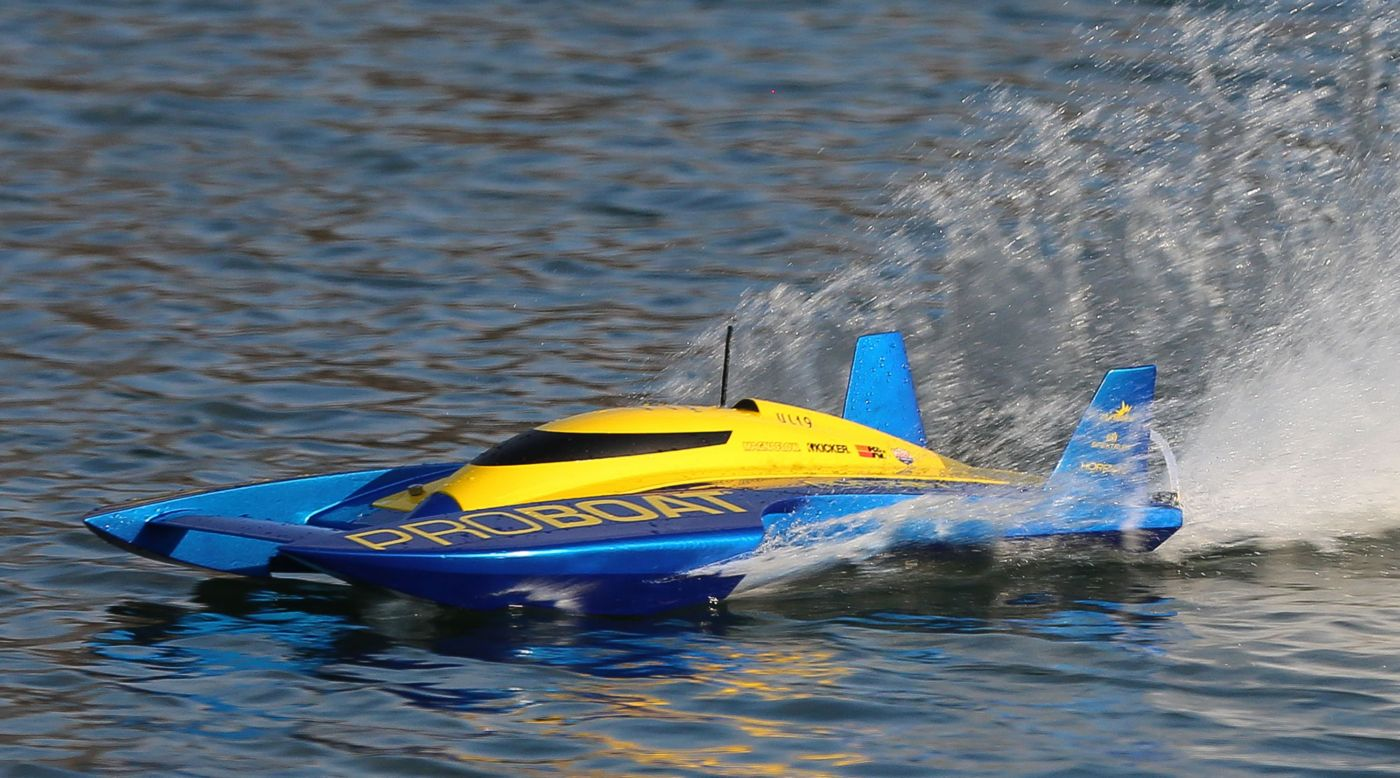 ProBoat PRB08028 - UL-19 30-inches Brushless Hydroplane RTR