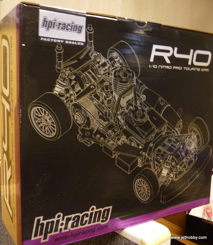 HPI 30822 - R40 2004 Edition