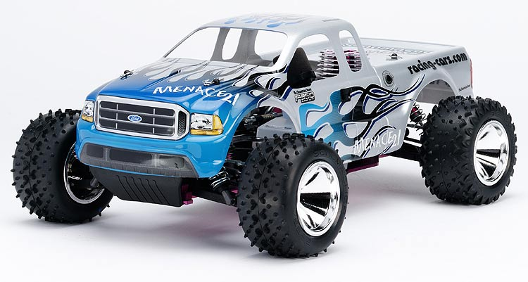 Schumacher K038 - Menace 21 4x4 Nitro Truck
