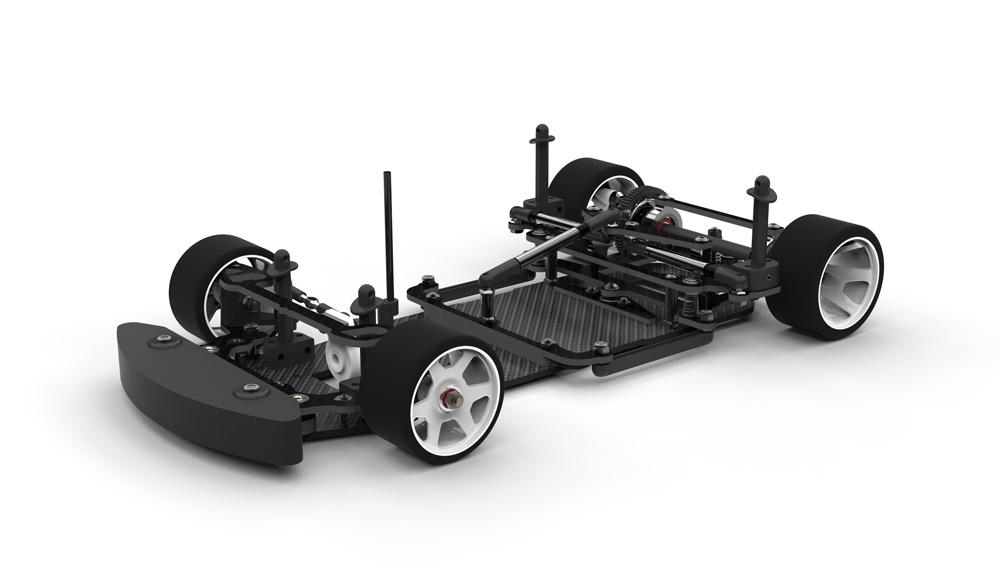 Schumacher K163 - SupaStox ATOM Kit - Sport