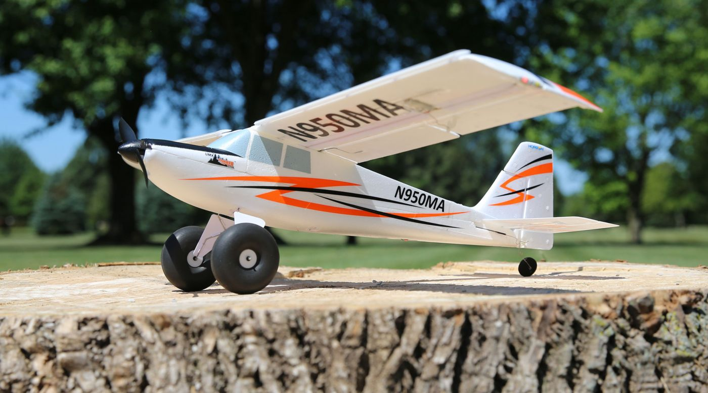 E-flite EFLU3950 - UMX Timber BNF Basic