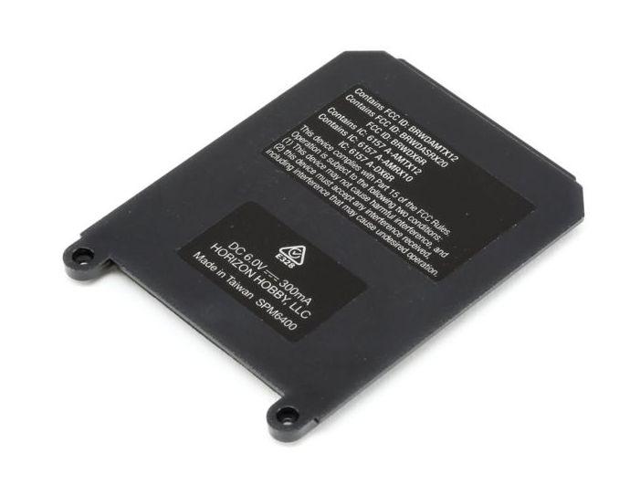 Spektrum 9048 - Battery Door with Rubber Net (DX6R)