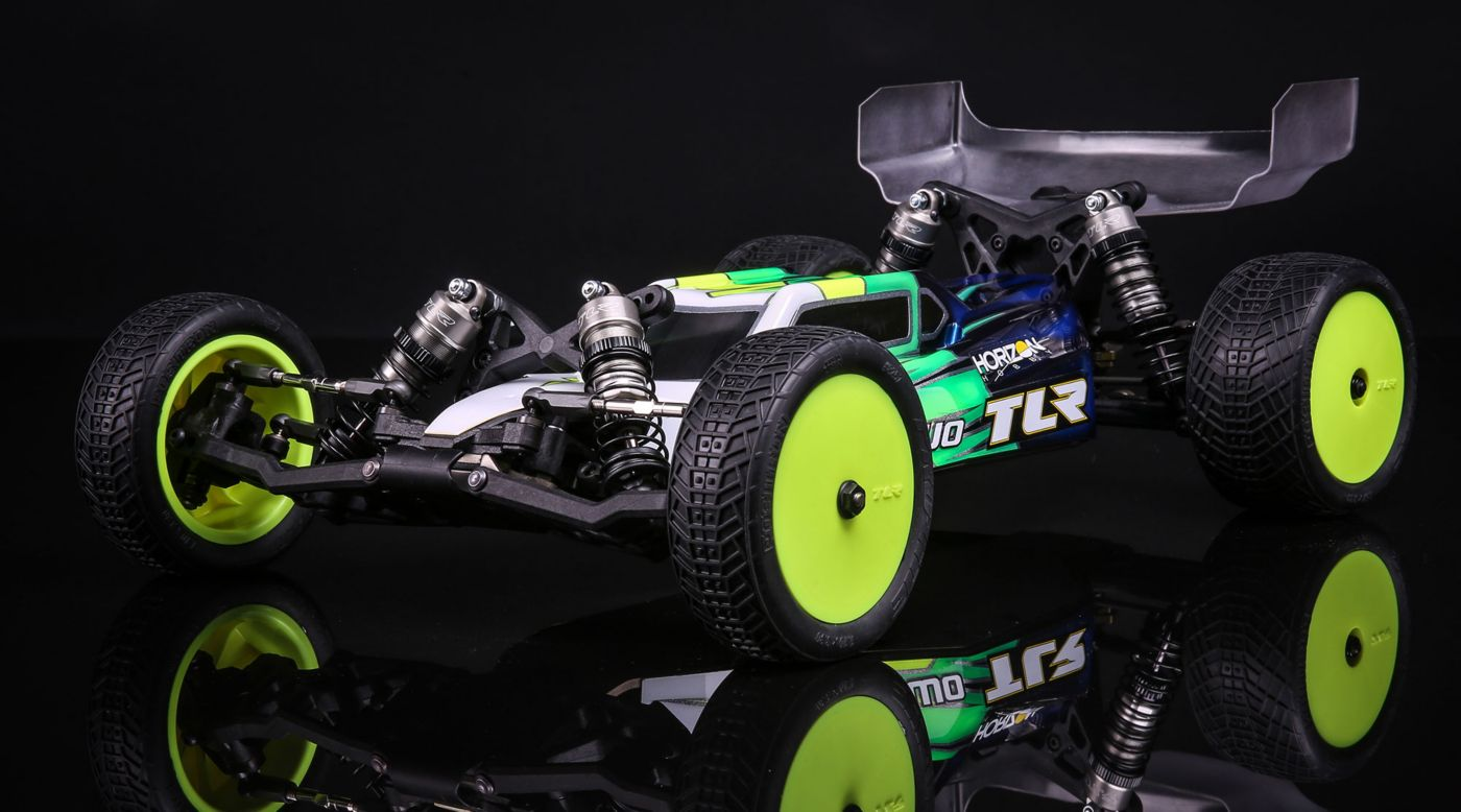 TLR 03014 - 1/10 22 4.0 SR 2WD SPEC Buggy Race Kit