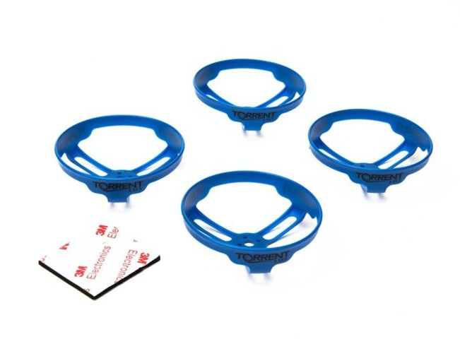 Blade BLH04003BL - Prop Guards, Blue (Torrent 110 FPV)