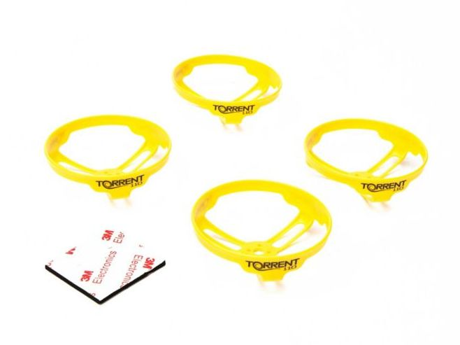 Blade BLH04003YE - Prop Guards, Yellow (Torrent 110 FPV)