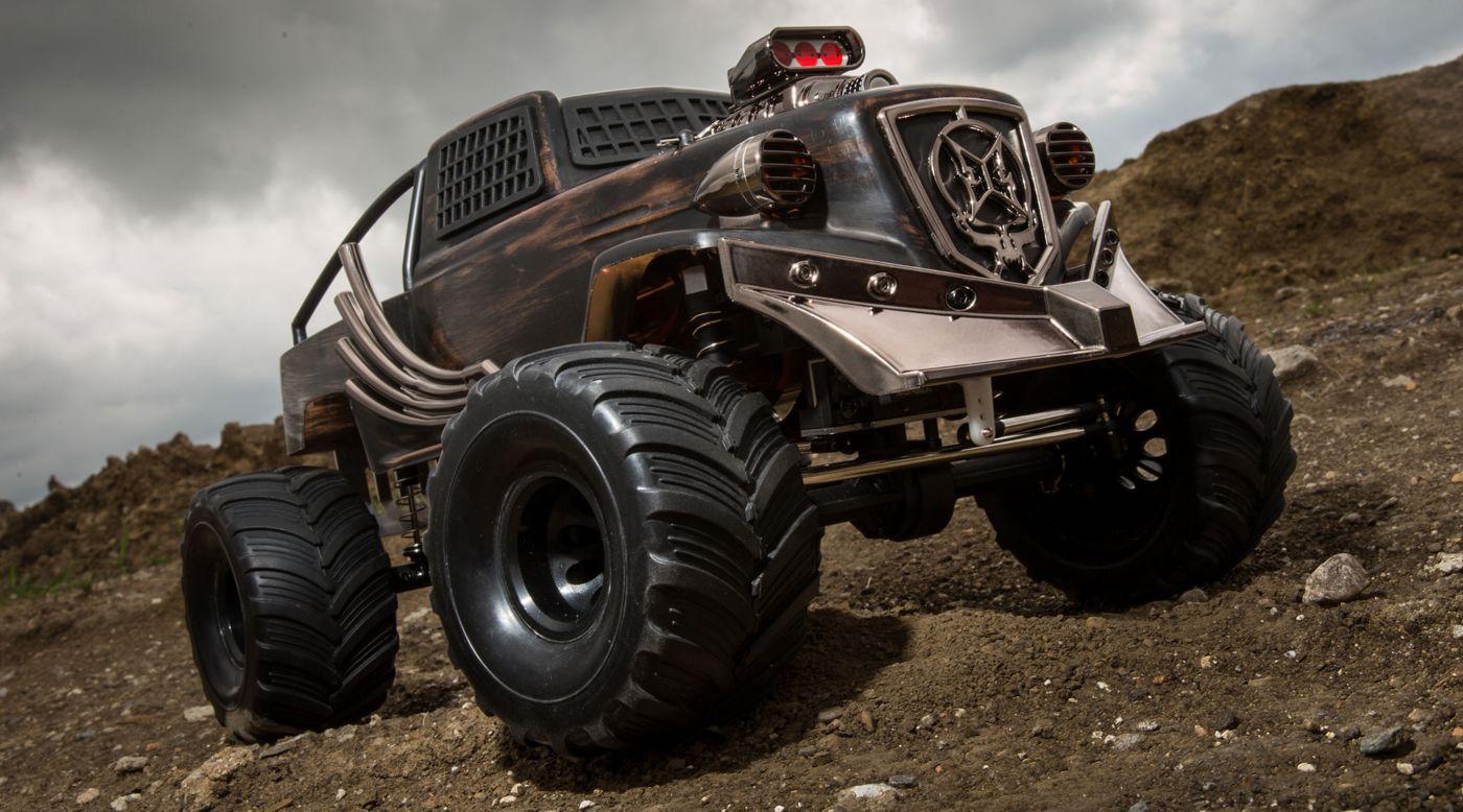 ECX ECX01010 - 1/12 4WD Barrage Doomsday 1.9 Scaler RTR