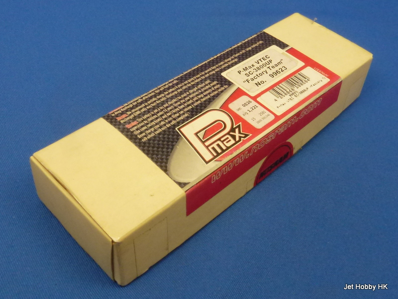 Nosram 99623 - P-Max VTEC SC-3800UP Factory Team Battery