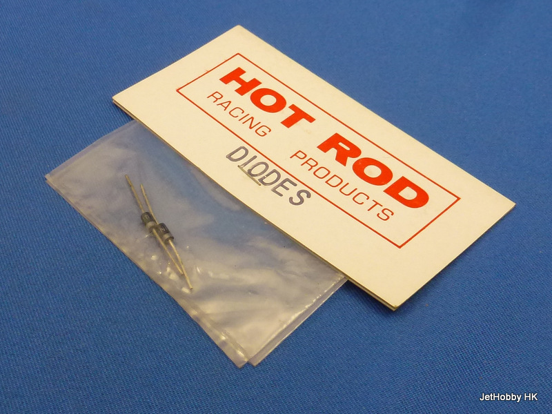 Hot Rod - Diodes for Brushed Moto