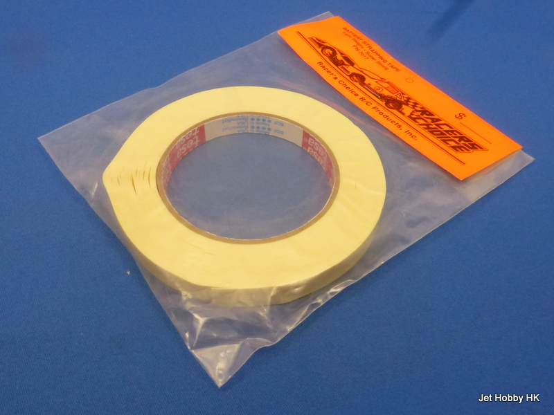Racer-s Choice 7017 - Battery Strapping Tape, Light Weight, Super Strong