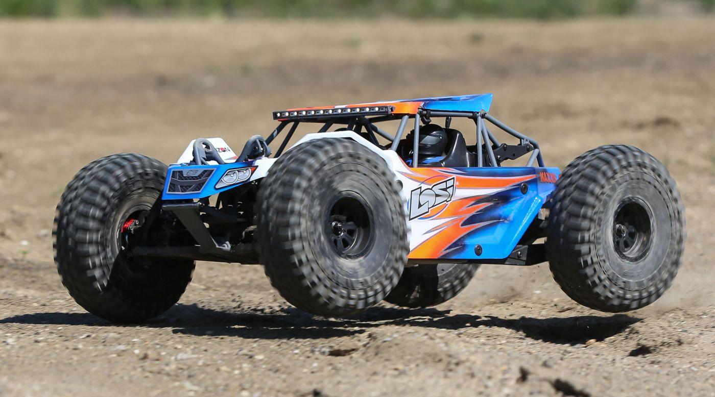 Losi LOS03016 - 1/10 Rock Rey 4WD Rock Racer Kit