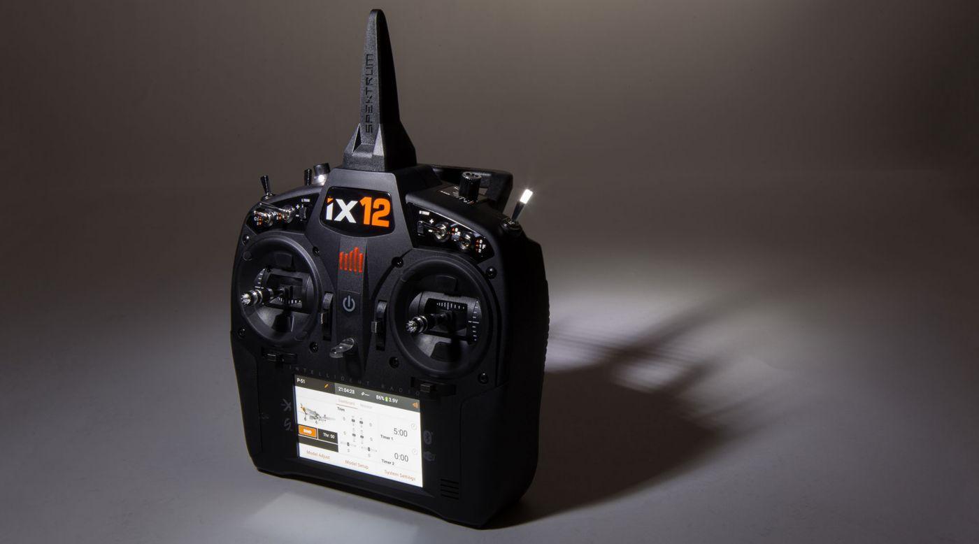 Spektrum SPMR12000 - iX12 12-Channel DSMX Transmitter Only