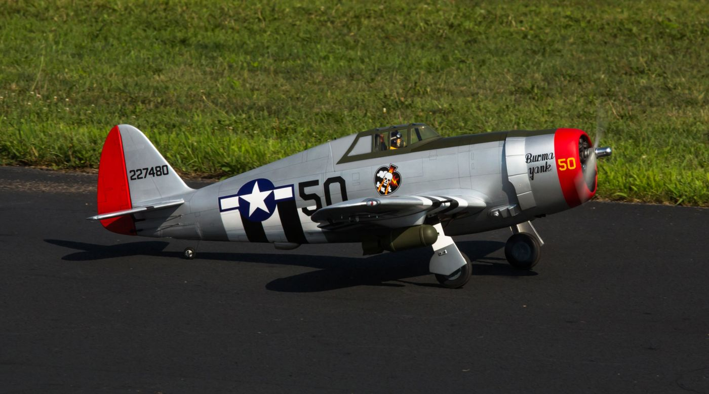 Hanger-9 HAN2990 - P-47D Thunderbolt 20cc ARF 67