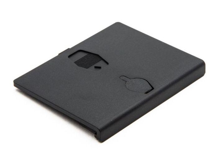 Spektrum SPMA9599 - Battery Door with Plug: DX6G2, DX7G2, DXe