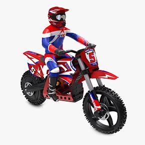 SkyRC SK700001 - Super Rider SR5 - 1/4 Dirt Bike
