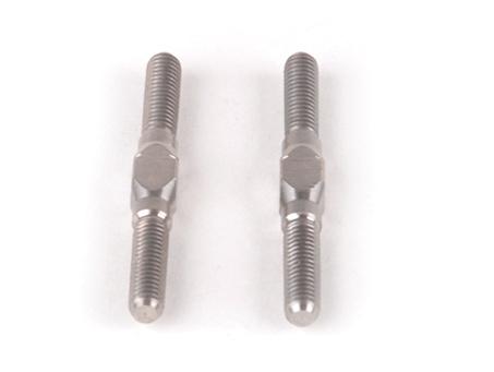 Schumacher U7314 - Titanium Turnbuckle - 30mm - Silver - pr