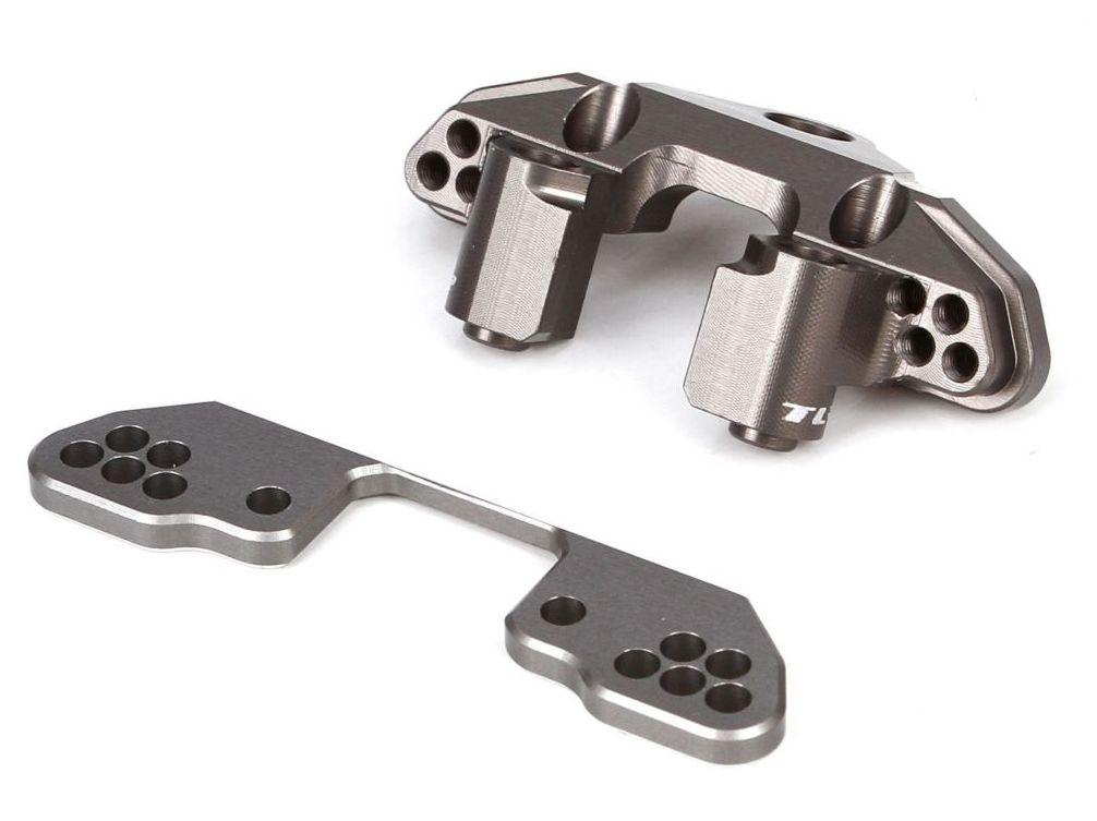 TLR 231016 - Camber Block Set, Aluminum (22-4)